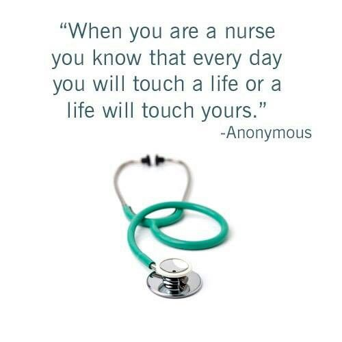 Inspirational Quotes About Positive: Quotes About Nurses Making A Difference. QuotesGram