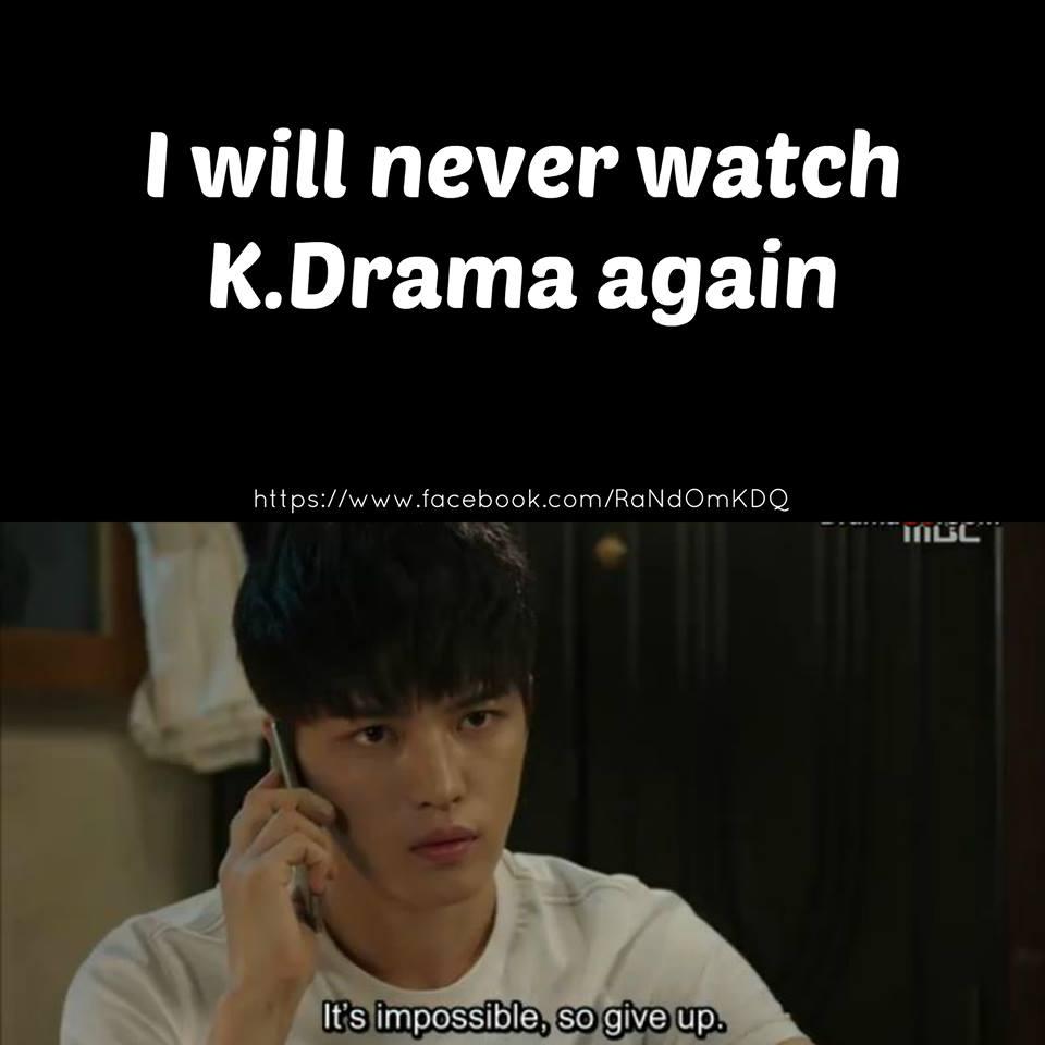 Korean Drama Quote