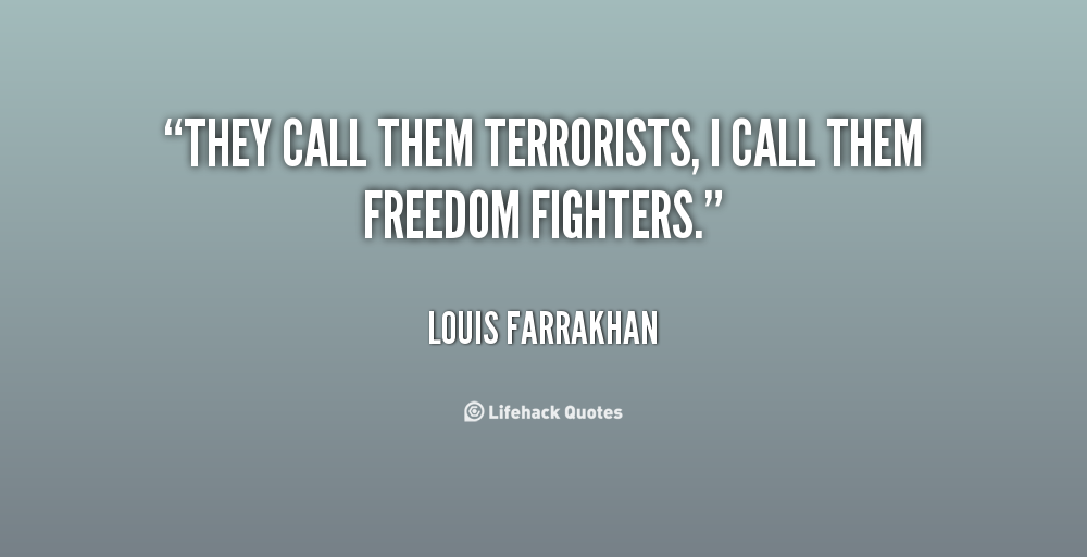 Louis Farrakhan Quotes On Freedom. QuotesGram