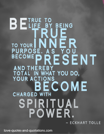 eckhart tolle quote ldquo you - photo #43