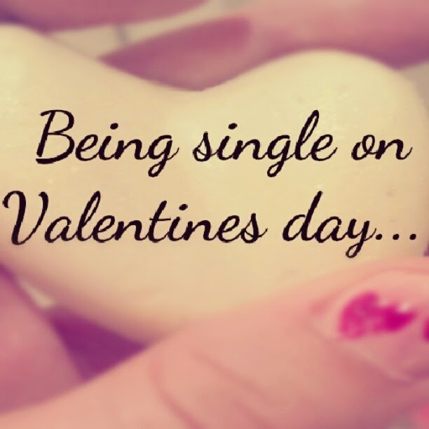 valentines day single funny quotes
