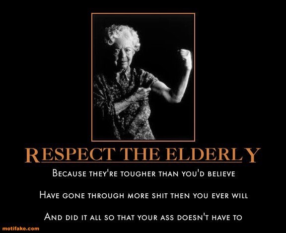 Showing Respect To Elders Quotes. QuotesGram
