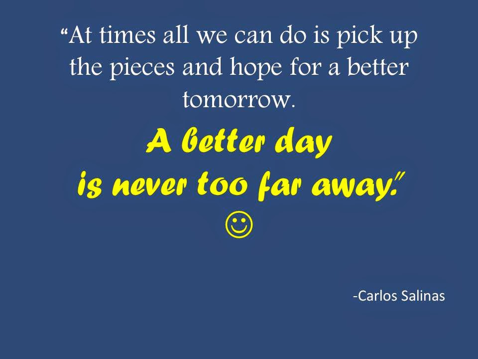 I Have To Be Better Tomorrow Quotes Quotesgram: A Better Tomorrow Quotes About. QuotesGram