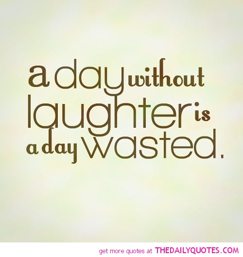 Laughter Quotes With Pictures: Laughter Quotes Of The Day. QuotesGram