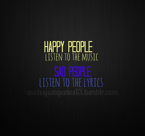 Quotations About Life Sad: Happy People Quotes. QuotesGram