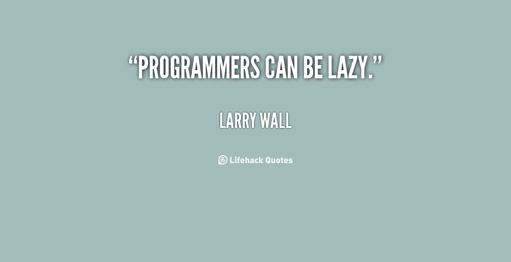 Larry Wall Science Quotes: Larry Wall Quotes. QuotesGram