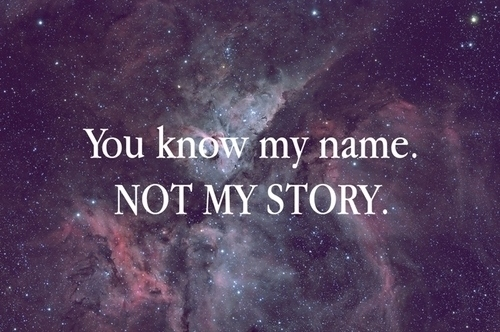 You Know My Name Quotes. QuotesGram