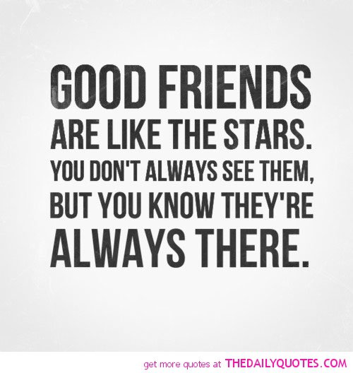 Quotes About Friends: Powerful Friendship Quotes. QuotesGram