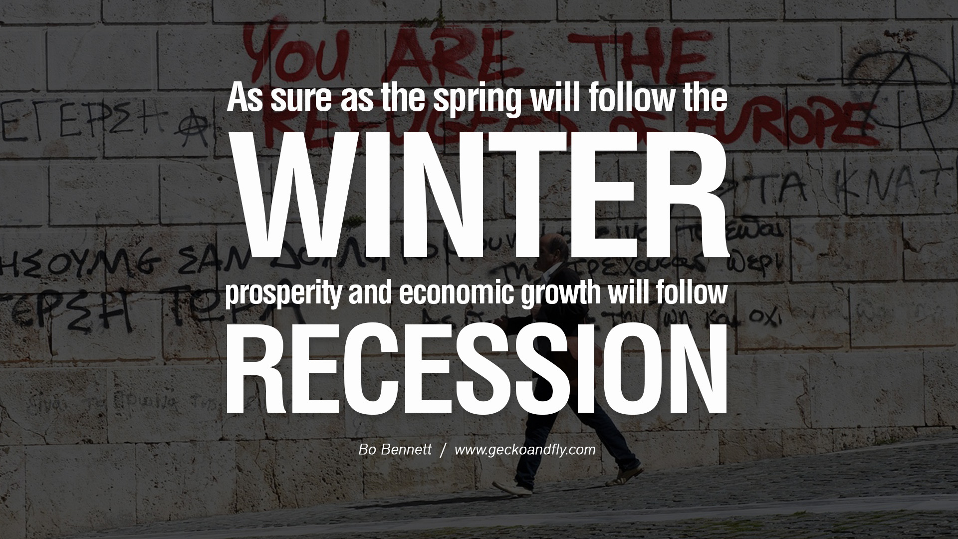 Quotes About The Economy: Great Economic Quotes. QuotesGram
