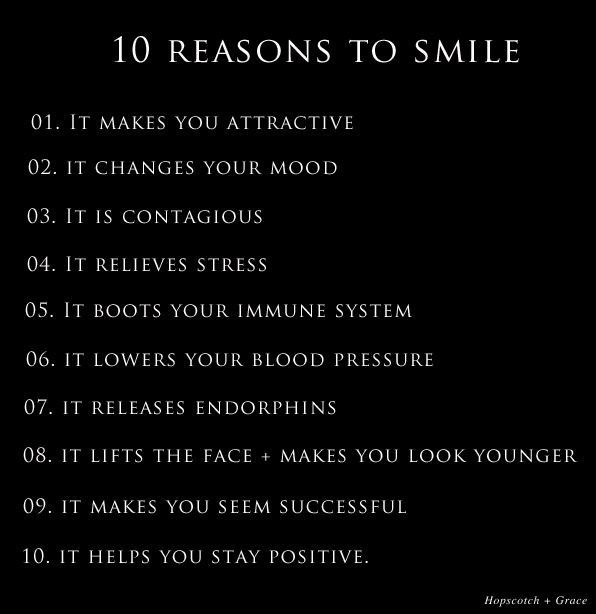 I Have Every Reason To Smile Quotes: Funny Quotes To Make Someone Smile. QuotesGram