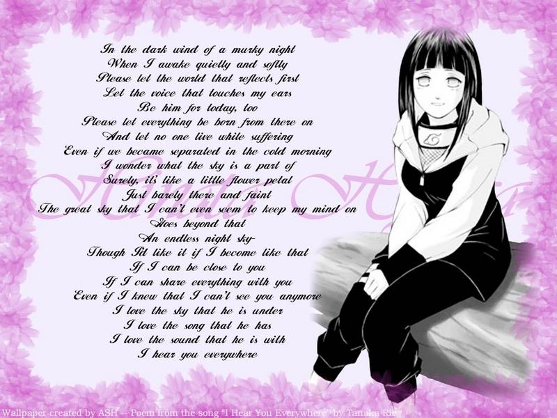 Naruto Hinata Hyuga Quotes Quotesgram