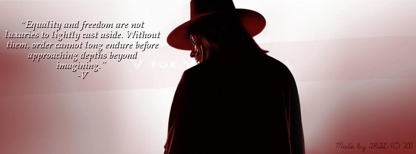 V For Vendetta Quotes Ideas. QuotesGram
