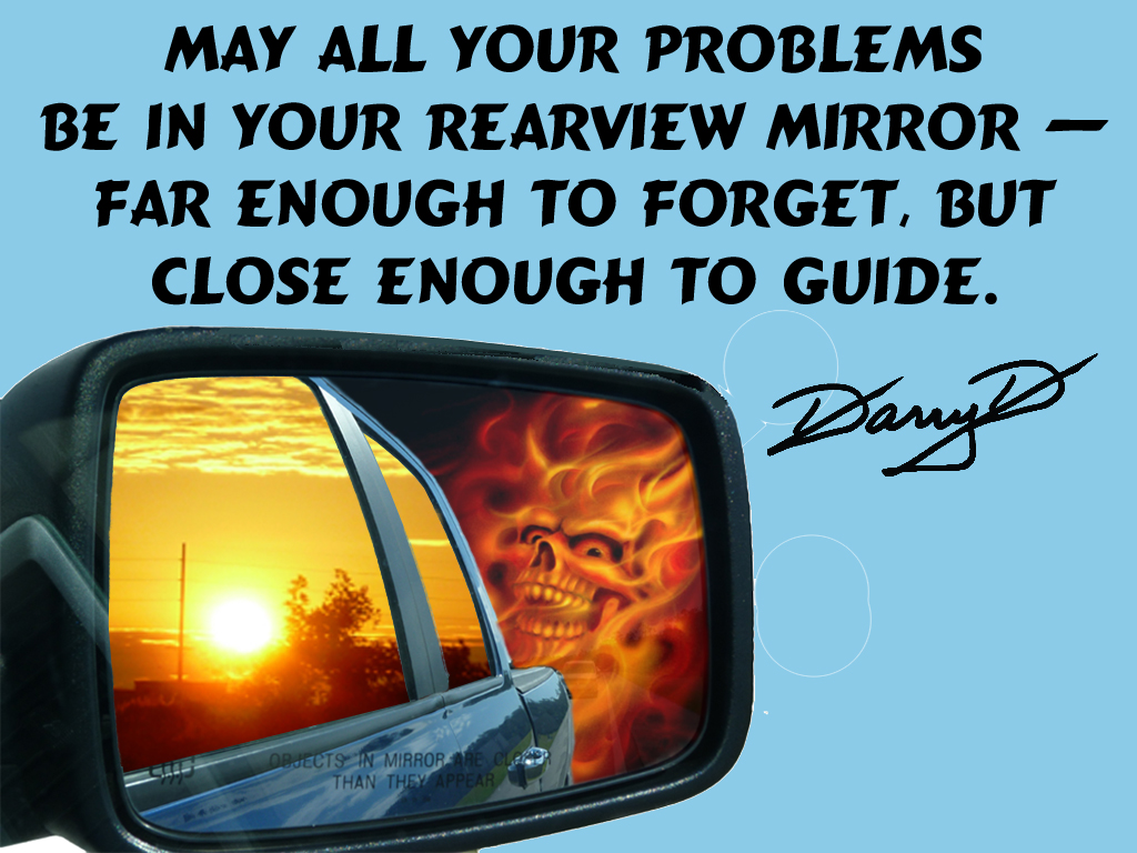 Rear View Mirror Quotes. QuotesGram