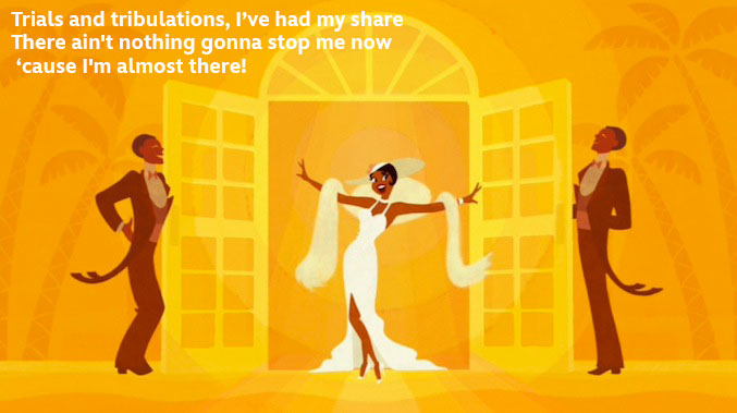 Princess And The Frog Quotes Quotesgram