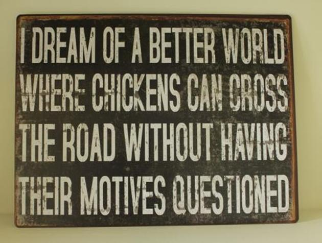 Chicken Sayings: Funny Dream Quotes. QuotesGram