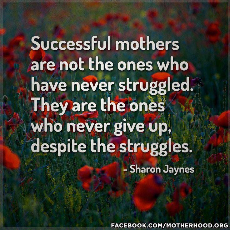Encouragement Quotes For Single Moms. QuotesGram