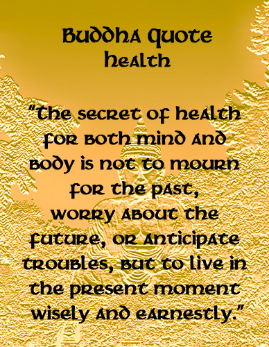 Buddha Quotes About Health. QuotesGram