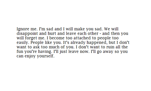 Sad Story Quotes That Make You Cry. QuotesGram