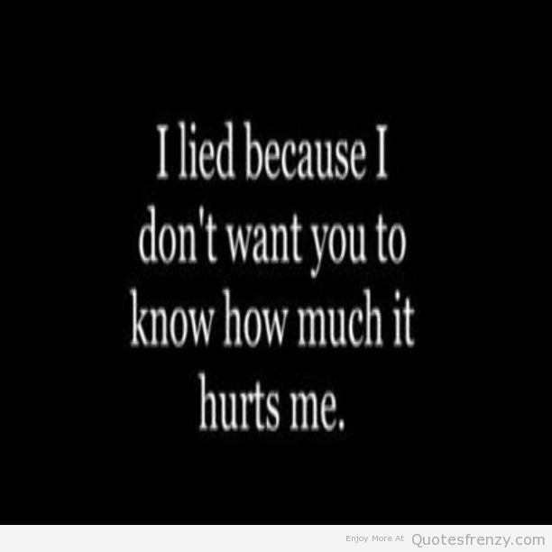 Saying Quotes About Sadness: Pain Quotes. QuotesGram