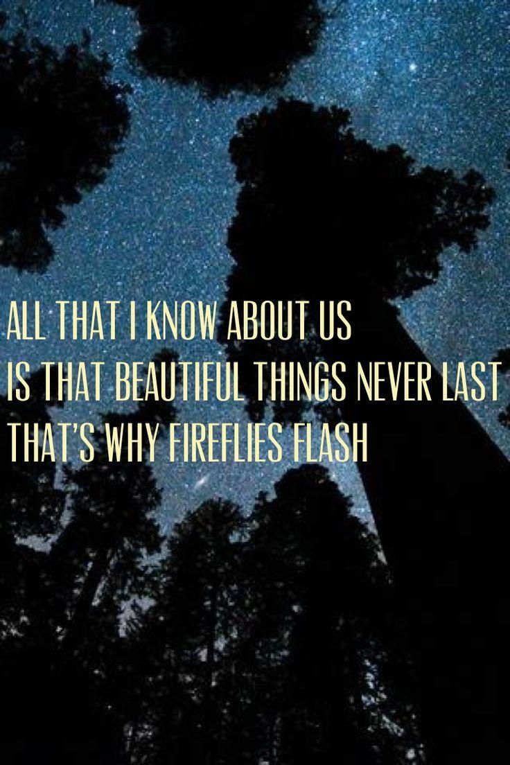 Fireflies Quotes Quotesgram