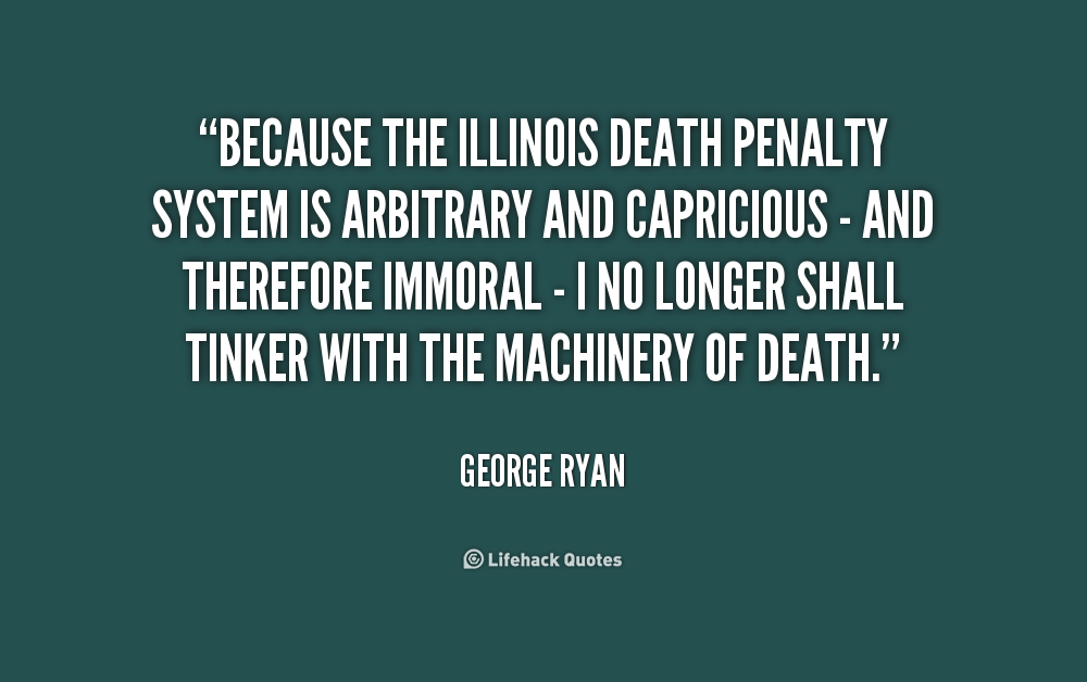 Death penalty quotes & quotations - ThinkExist.com