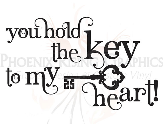 Key To My Heart Quotes...