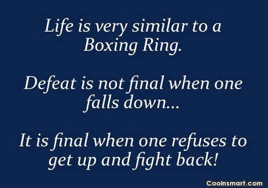 Defeat Quotes Sayings. QuotesGram
