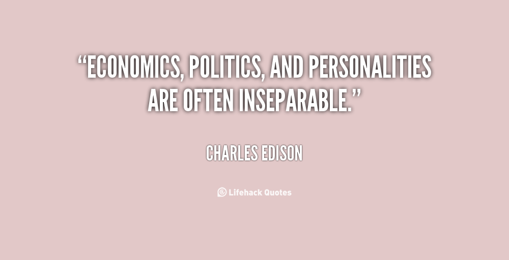 Quotes About The Economy: Political Economy Quotes. QuotesGram