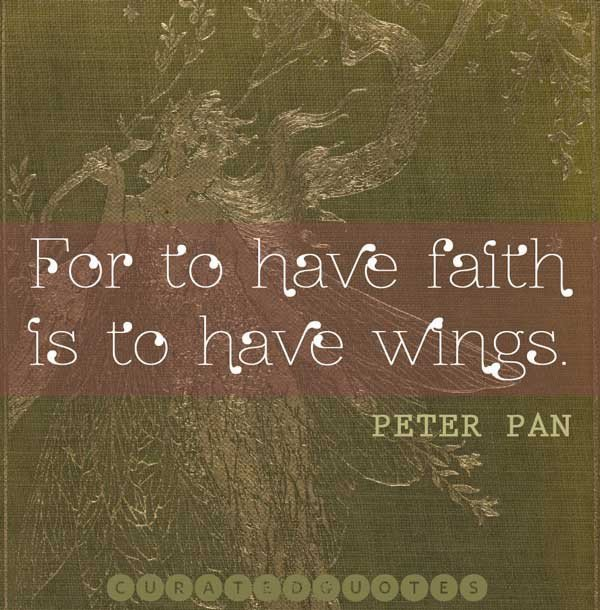 Peter Pan Quotes: Tinkerbell From Peter Pan Quotes. QuotesGram