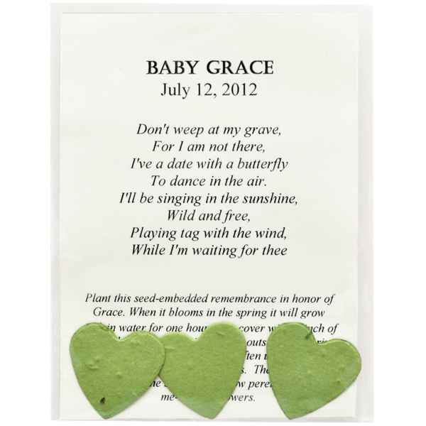 Baby Memorial Quotes And Poems QuotesGram