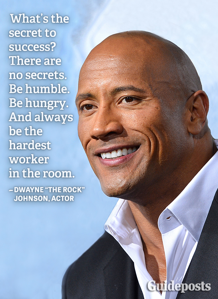 The Rock Success Quotes Quotesgram