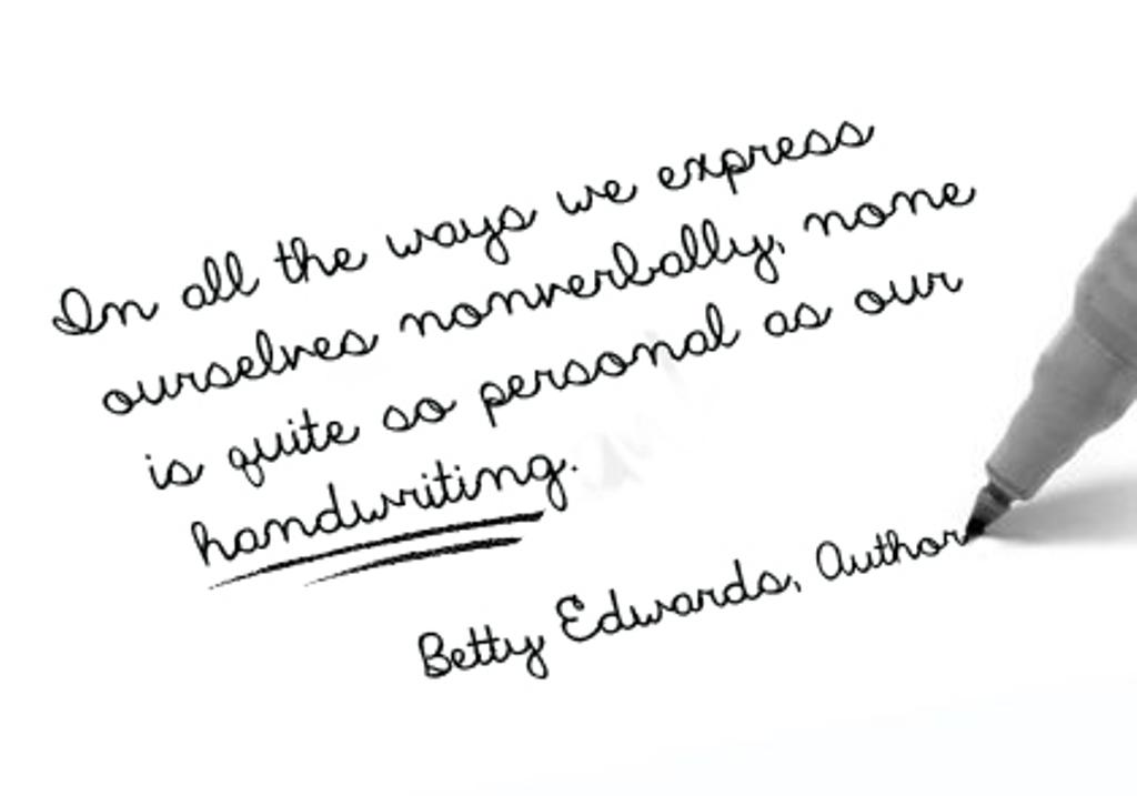 Cursive writing quotes quotesgram