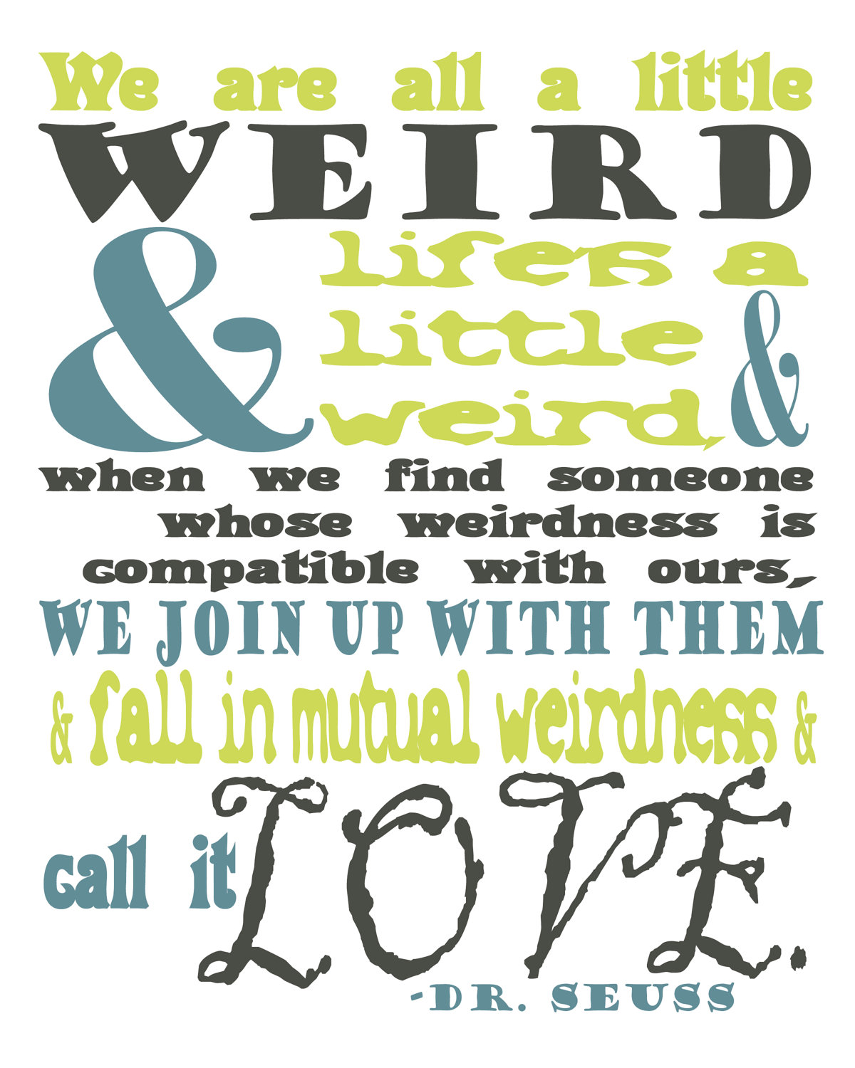 Dr Seuss Quotes About Friendship: Dr Seuss Quotes About True Friends. QuotesGram
