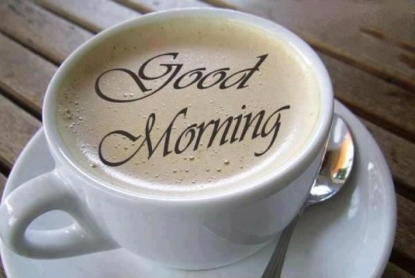 Good Morning Coffee Photos: Romantic Good Morning Coffee Quotes. QuotesGram