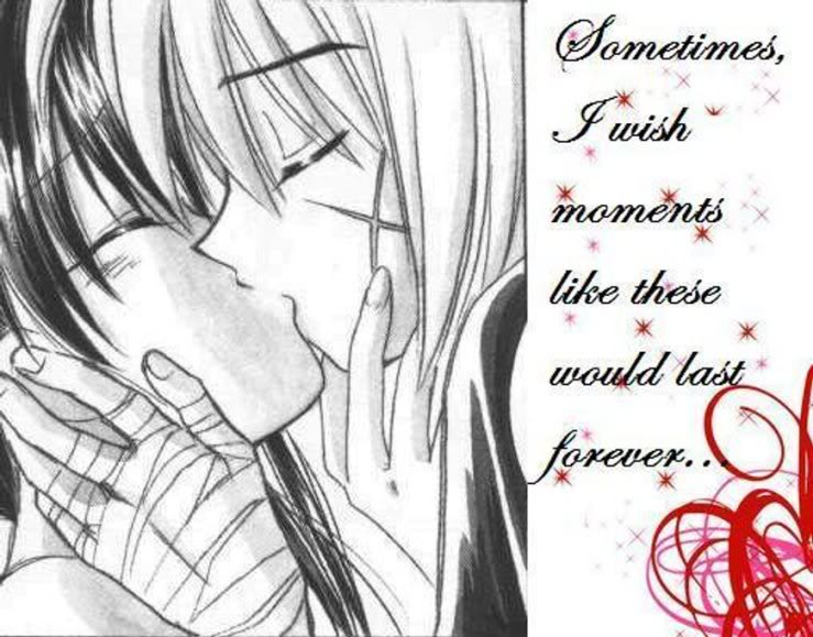 Cute Anime Love Quotes. QuotesGram