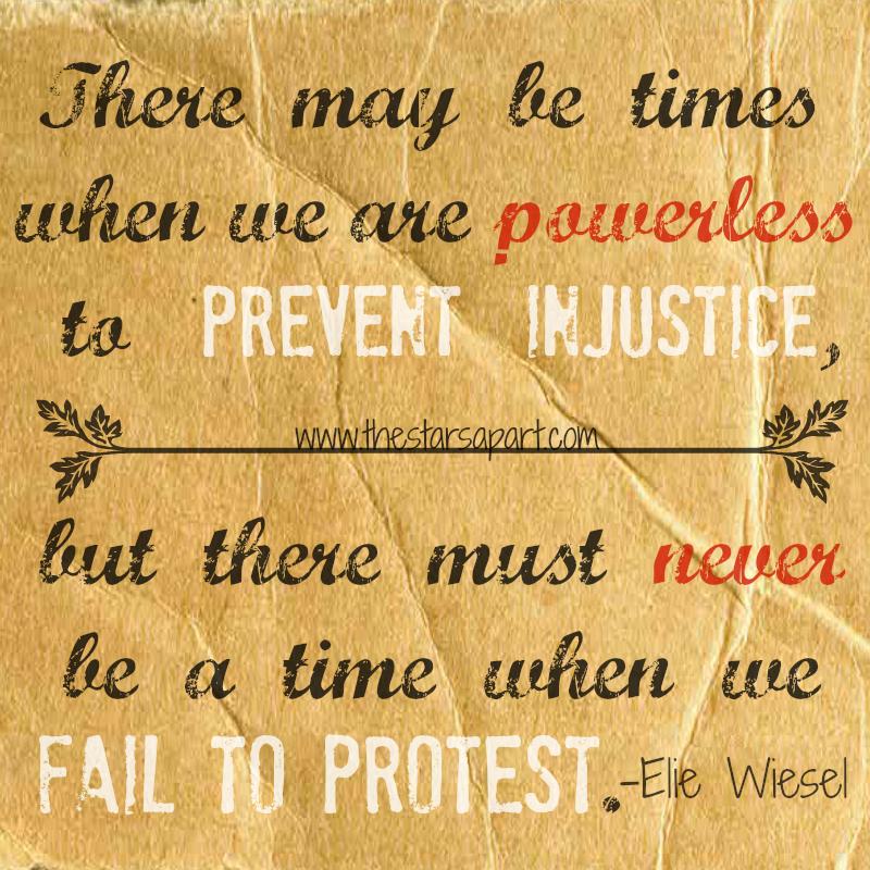 Injustice Quotes: Elie Wiesel Quotes On Injustice. QuotesGram