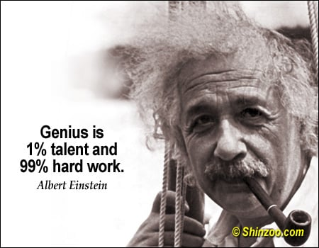 11 of the best inspirational Quotes From Albert Einstein ... |Einstein Work Quote