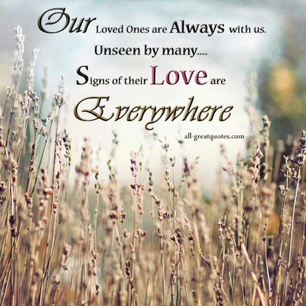 Quote About Death Of A Loved One: Meaningful Quotes About Losing A Loved One. QuotesGram
