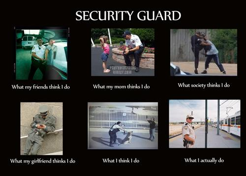 Security Guard Funny Quotes. QuotesGram