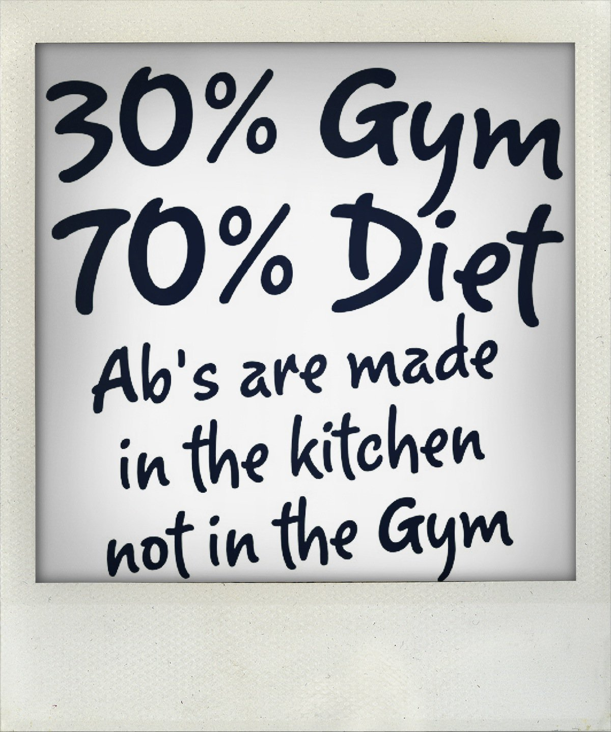 Quotes About Exercise And Diet Quotesgram