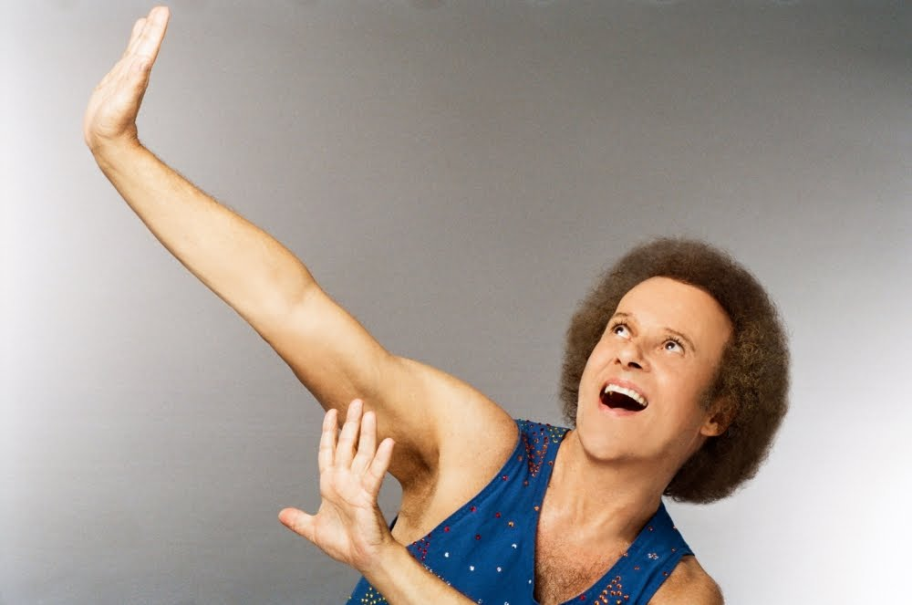 richard simmons exercise quotes quotesgram. Black Bedroom Furniture Sets. Home Design Ideas