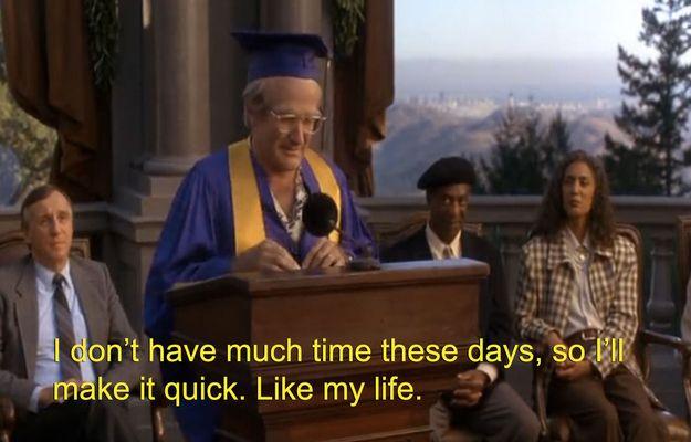 Robin Williams Jack Graduation Quotes. QuotesGram