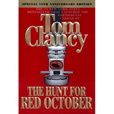 the hunt for red october book report