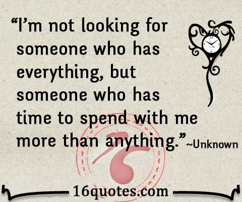 Spend Time With Me Quotes Quotesgram