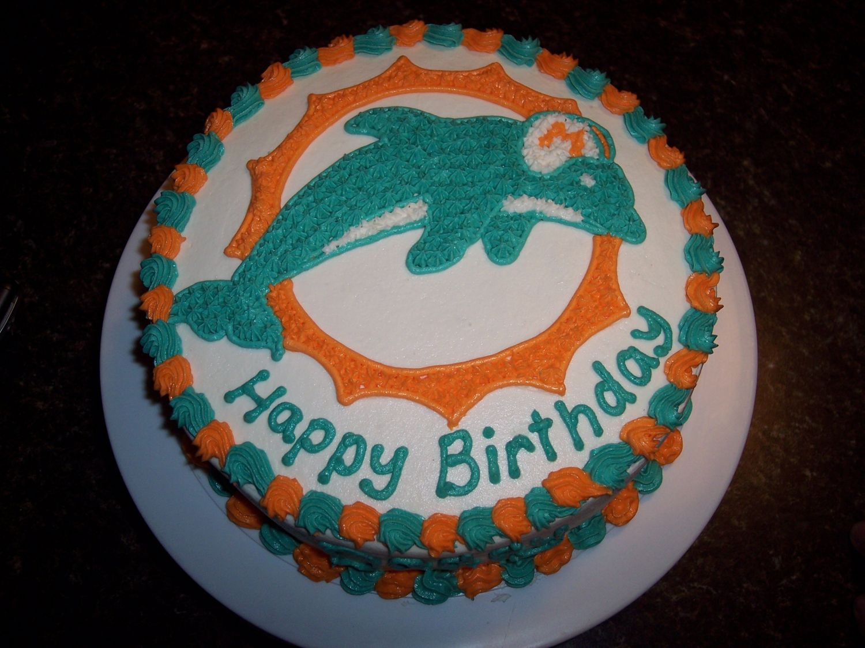 Happy Birthday Joe Our Biggest Fins Fan Miami Dolphins Icon Meme Generator