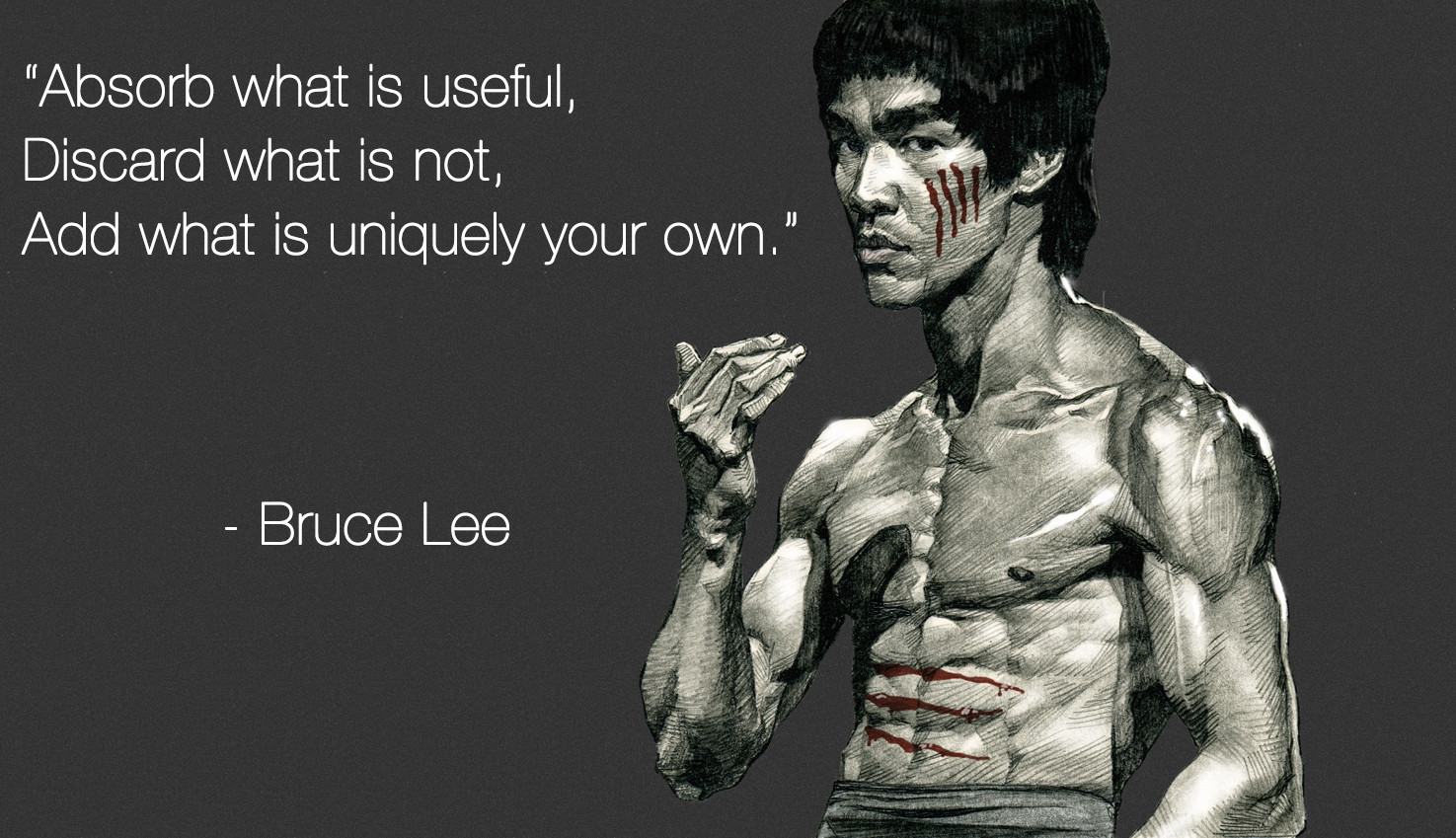 Bruce Lee Quotes Anger Quotesgram
