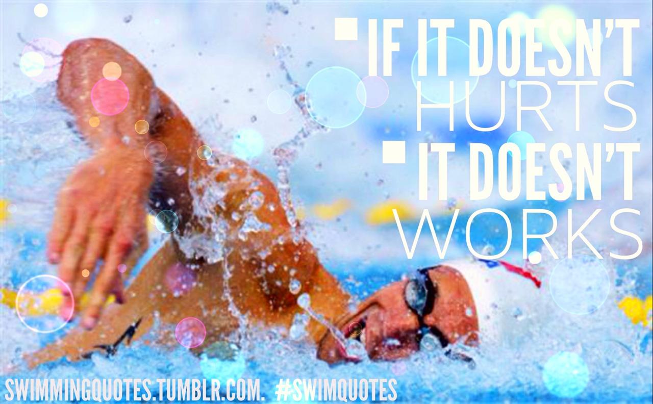 Clever Swim Quotes Quotesgram