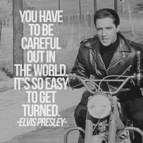 Famous Elvis Quotes: Elvis Presley Quotes On Life. QuotesGram