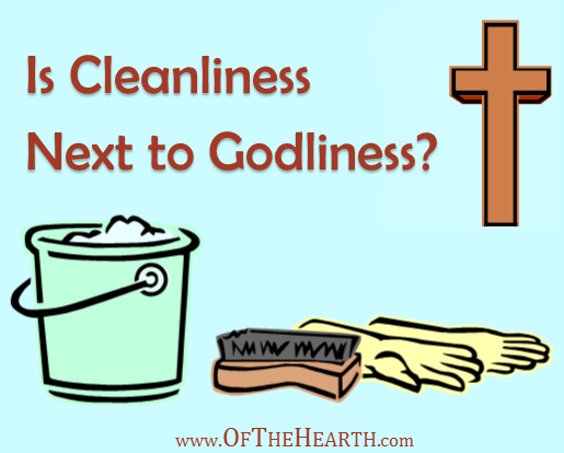 Dating with godliness is next to cleanliness