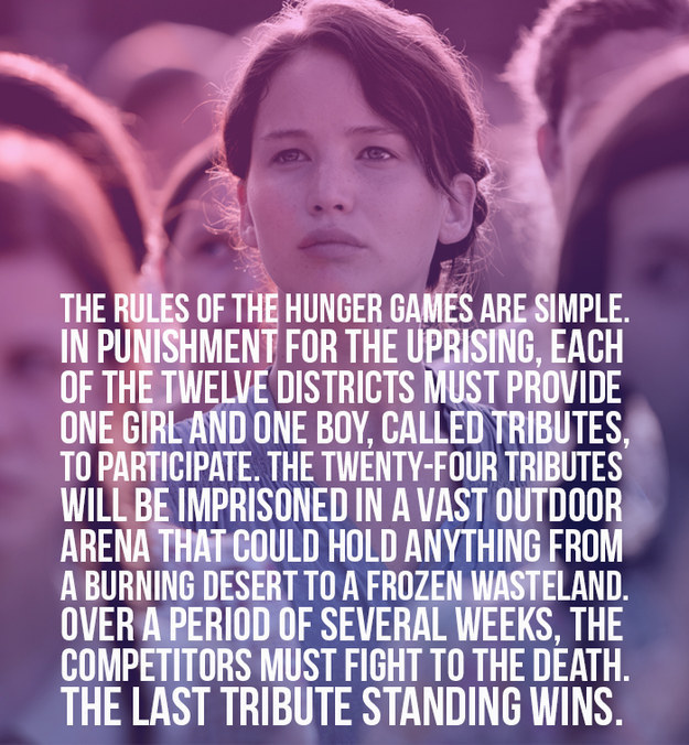 The 19 Best Hunger Games Quotes - Bookroo